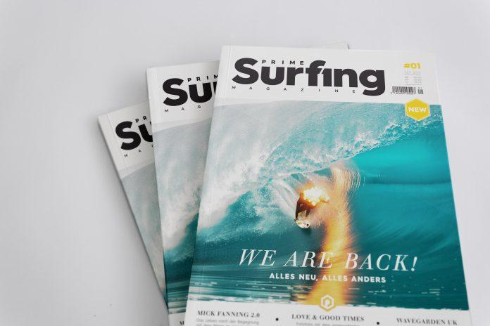 Wir verlosen fünf Jahresabos für PRIME SURFING!