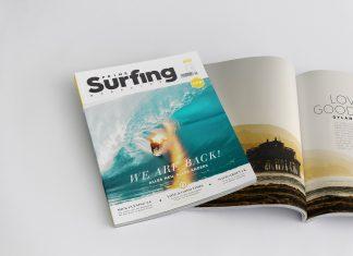 Die erste Ausgabe von PRIME SURFING ist erschienen!