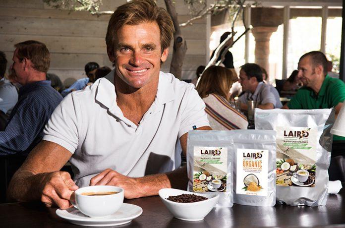 Laird Hamilton verkauft jetzt Kaffee.