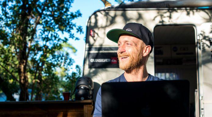 Puresurfcamp-Manager Ole Schmidt