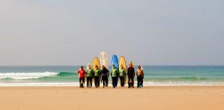 Camino Surf Andalusia