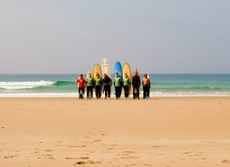 Camino Surf Andalusia