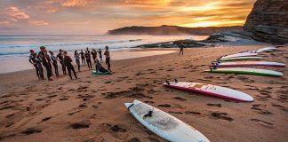 Im Liquid Surfhouse warten Top-Betreuung und Top-Wellen auf dich.