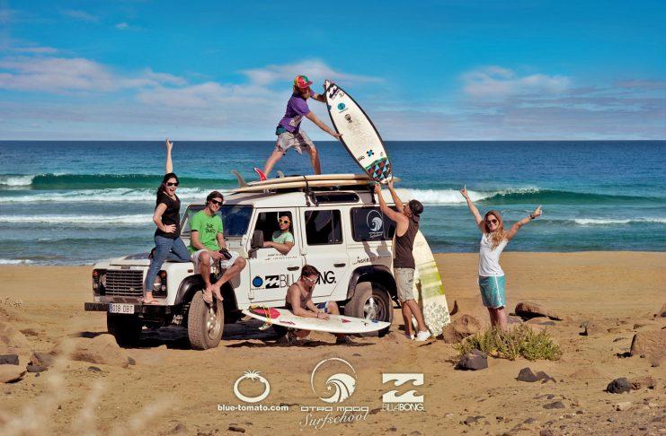 Mit Otro Modo findet ihr immer die perfekte Welle!