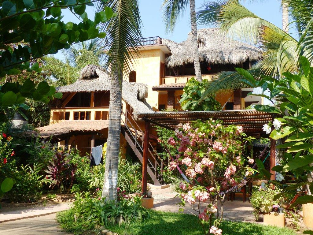 Das Puerto Surf House...