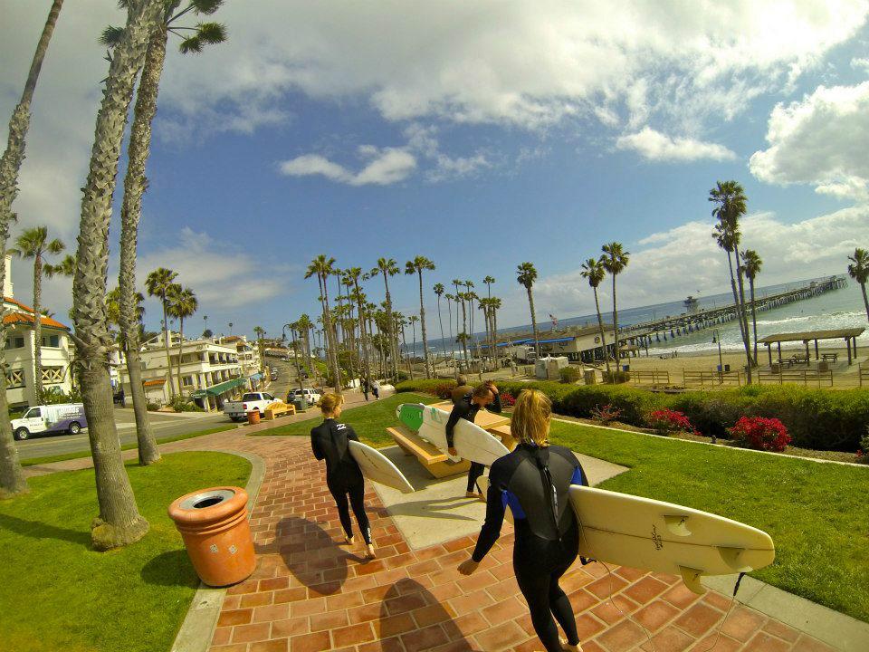 The Cali Camp –kalifornischen Surf-Lifestyle hautnah erleben!
