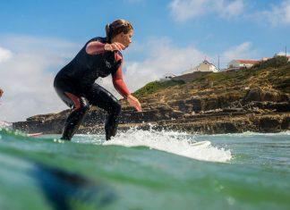 Tres Ondas Surfschule