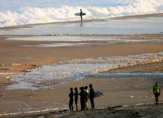 Im Vieux Boucau 18+ Camp erwarten euch perfekte Wellen und einsame Strände.
