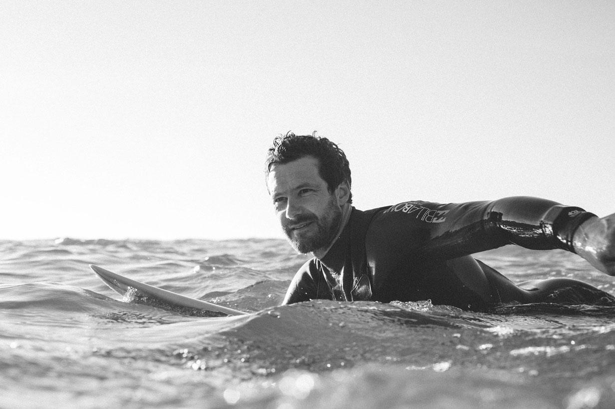 Björn - alias Coastal Coach - macht auch dich so fit, dass selbst paddeln Spaß macht.