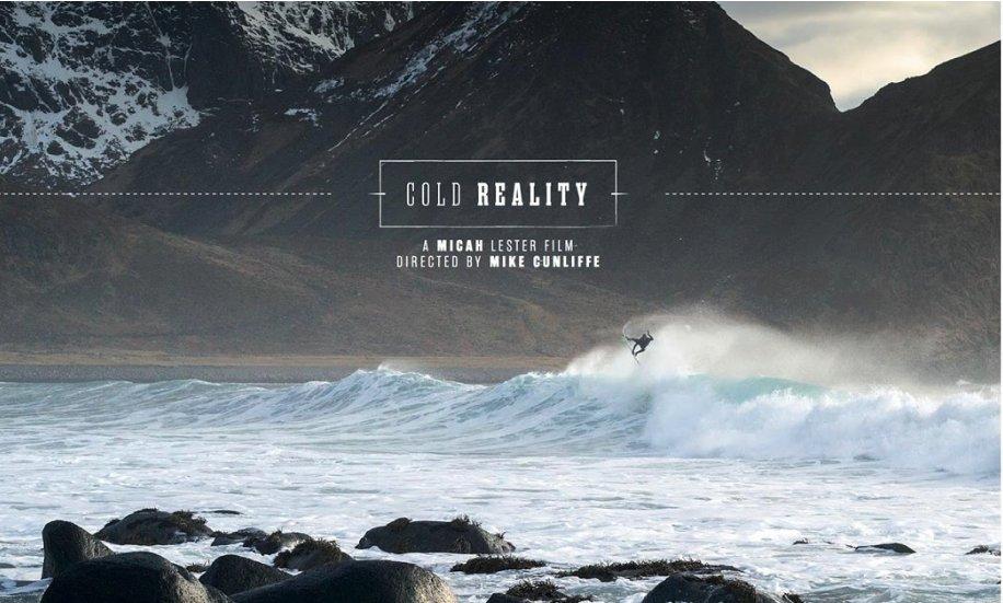 In Cold Reality geht Micah Lester auf den Lofoten auf Wellensuche.