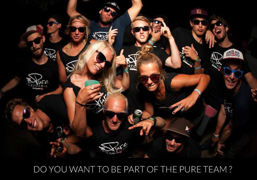 Das Puresurfcamps-Team