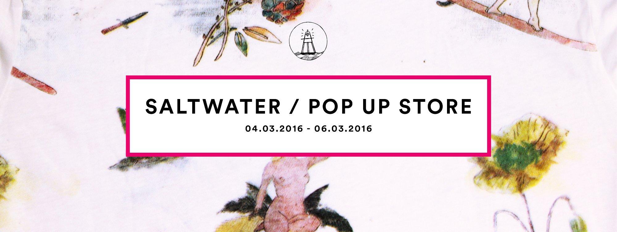 Saltwater Popup Store