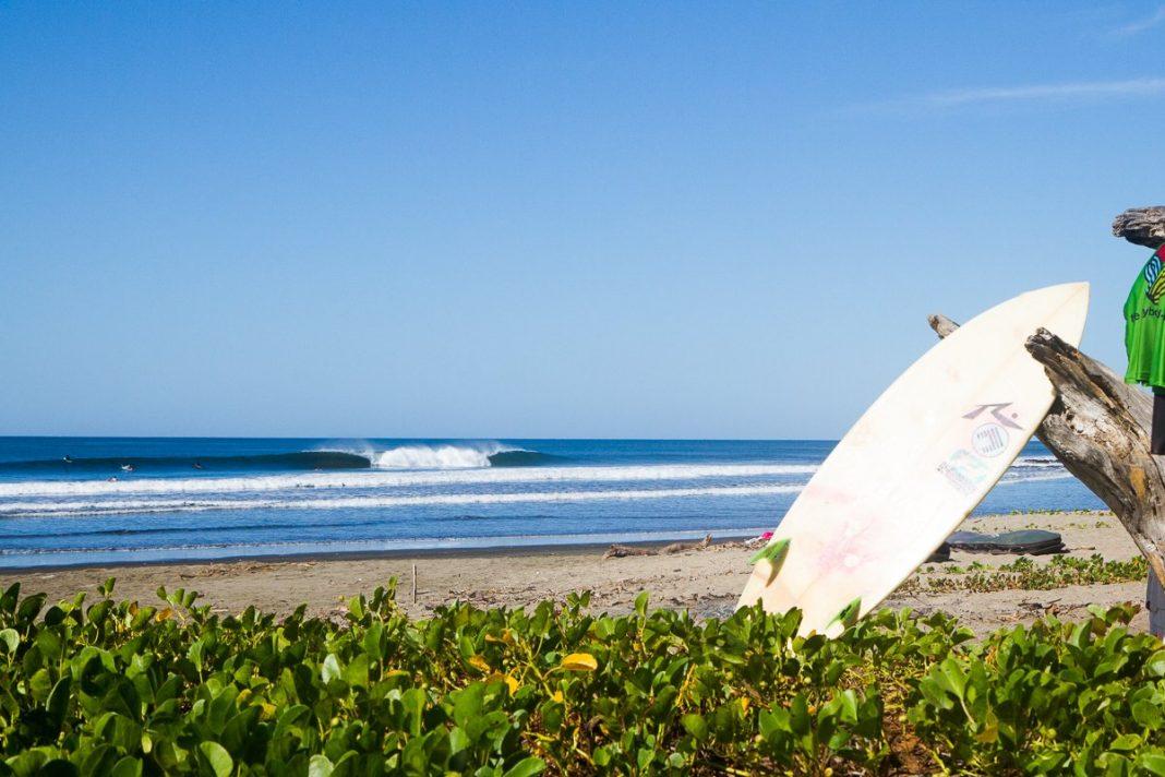 Das Sudden Rush Camp in Nicaragua bietet Wellen und Sonne satt.