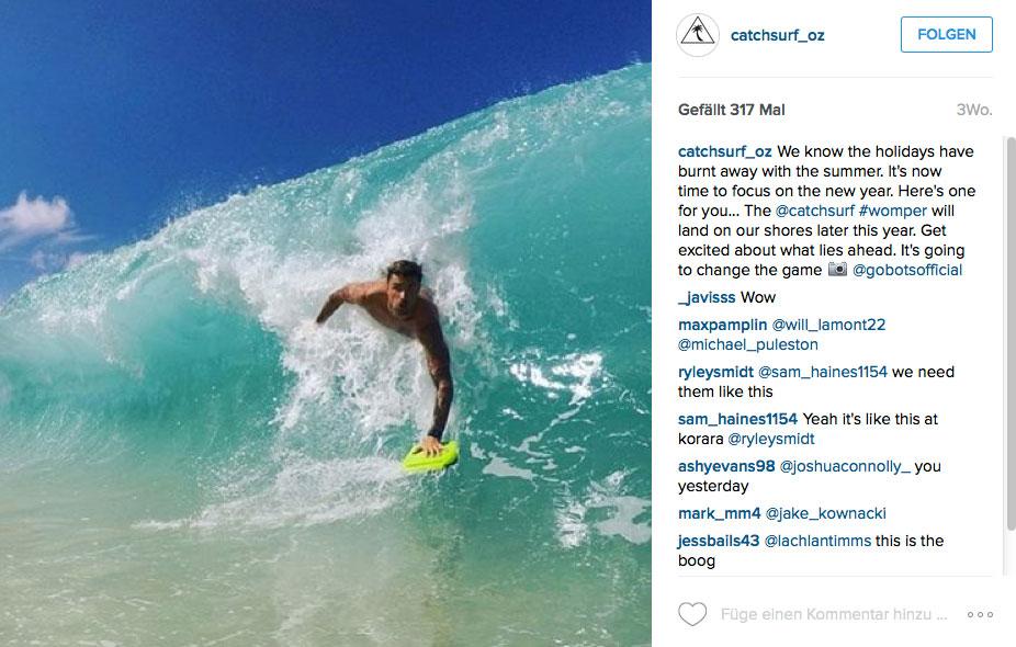 Wirst du beim Bodysurfen nur besser im Bodysurfen?