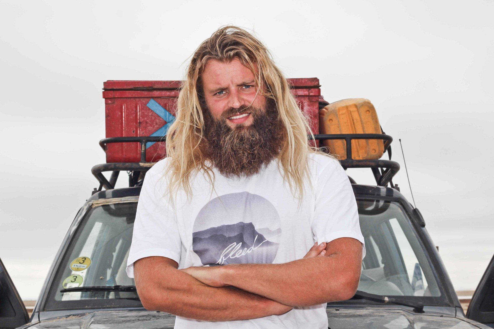 Der Darmstädter Carlo Drechsel ist seit über einem Jahr auf dem schwarzen Kontinent unterwegs und hat bisher keine einzige Sekunde seiner Reise bereut.