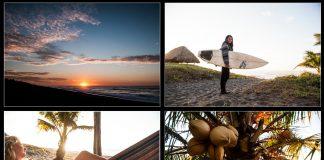 Das Sudden Rush Surfcamp in Guatemala.