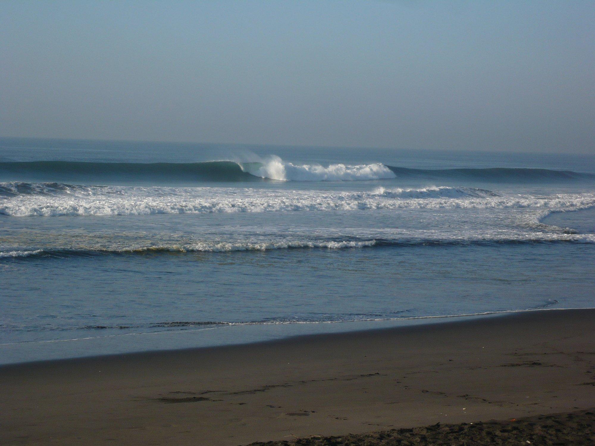 In Guatemala findet ihr noch leere Breaks!