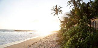 Das Drivethru Surfcamp liegt in Madhia, Sri Lanka, und in Fußentfernung zum Strand.