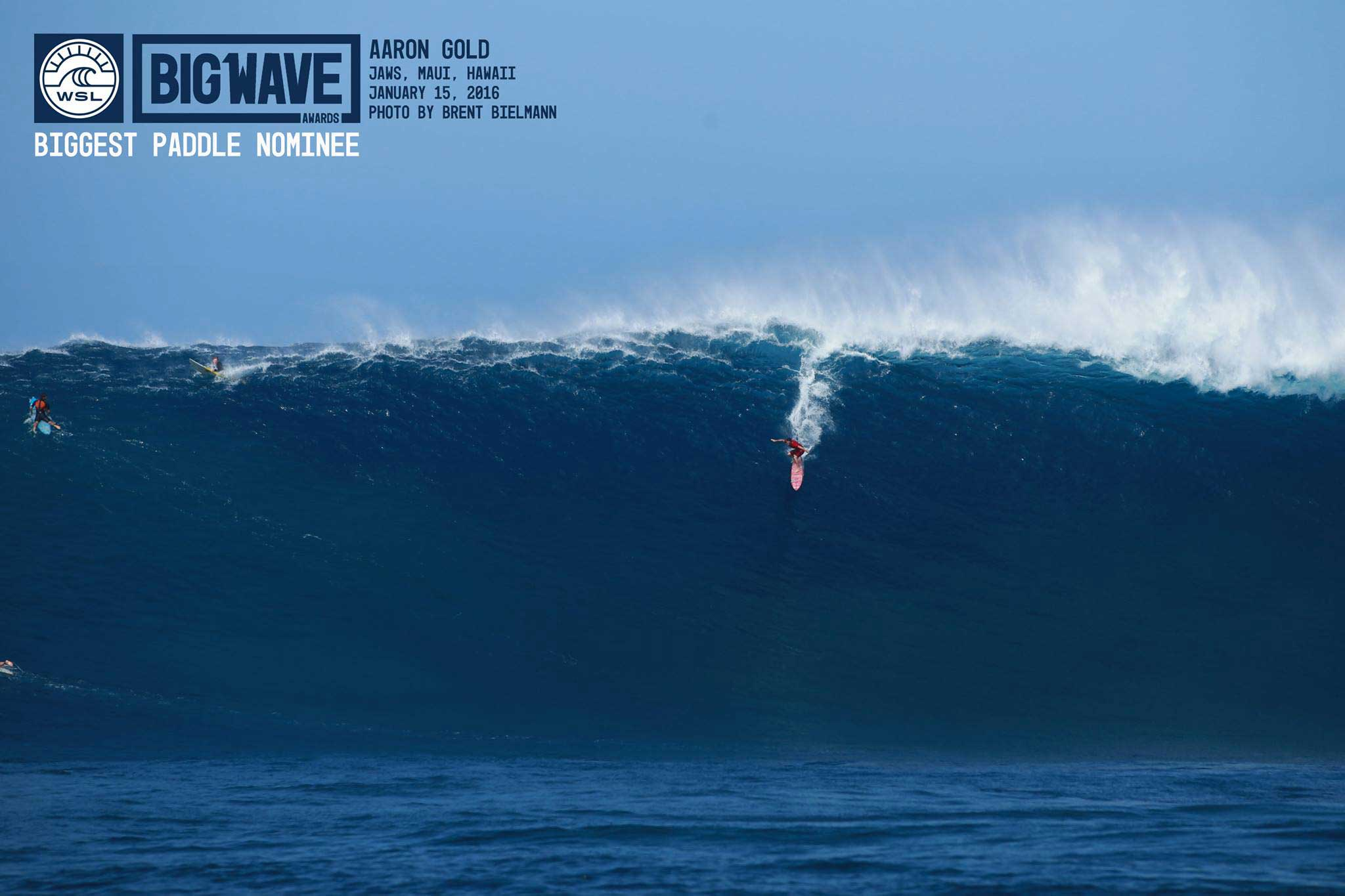 Big Wave World Tour Awards