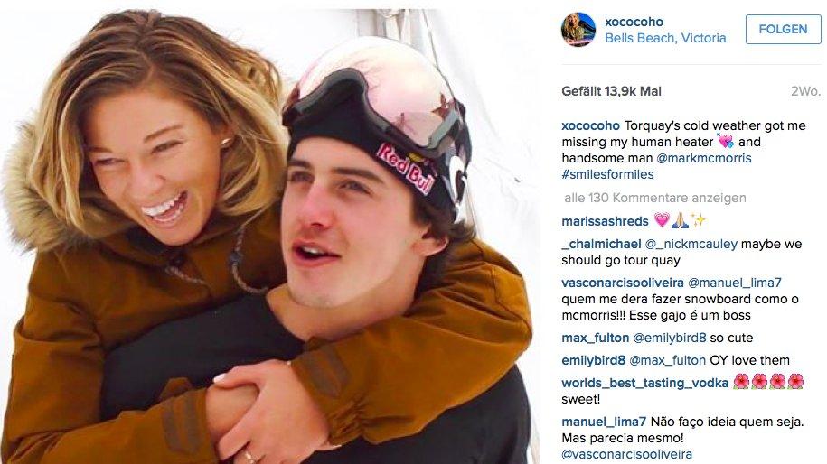 Auf Instagram verrät Coco mehr übe rihr Privatleben als in Interviews...