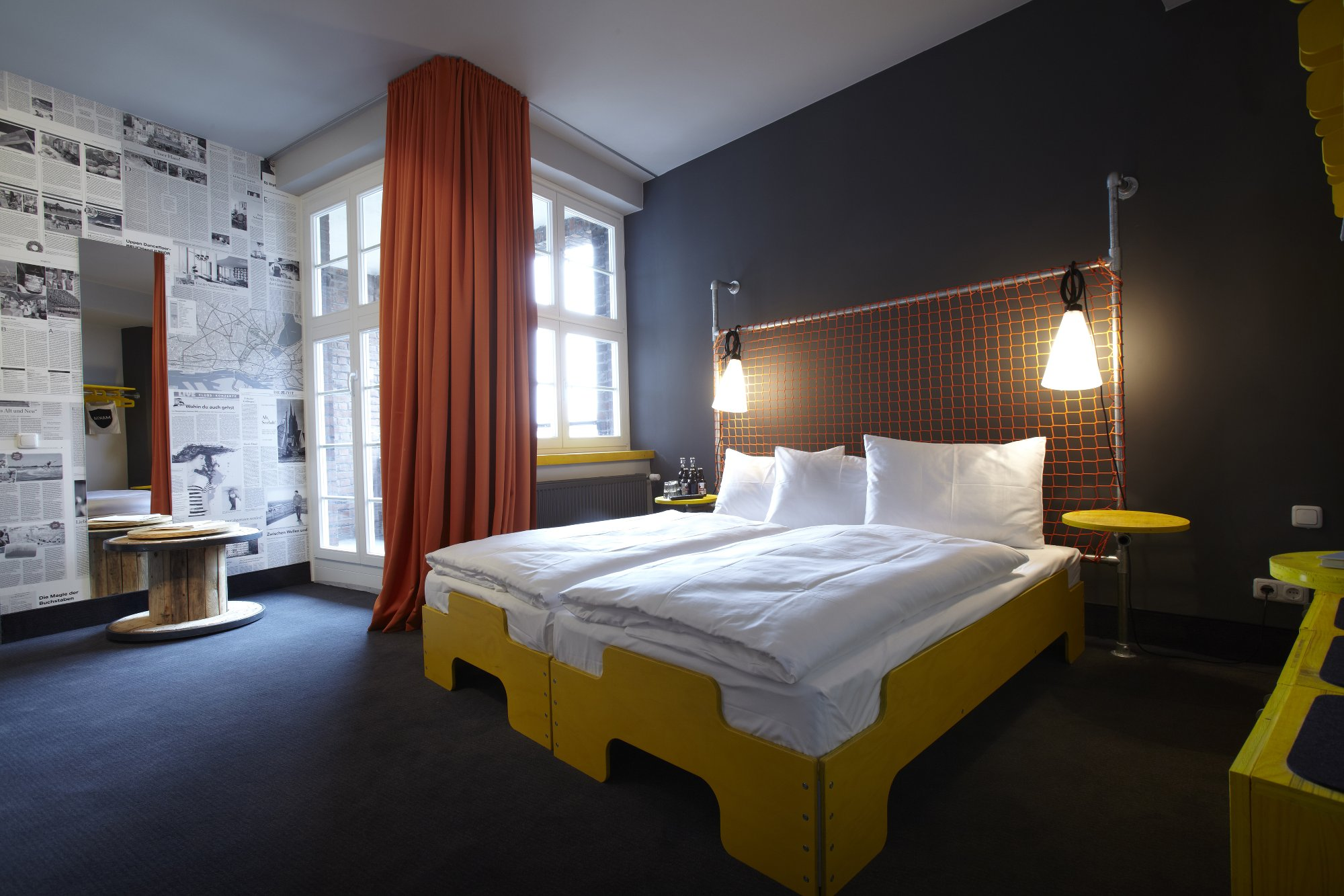 hamburgs bestes surf hotel prime surfing. Black Bedroom Furniture Sets. Home Design Ideas