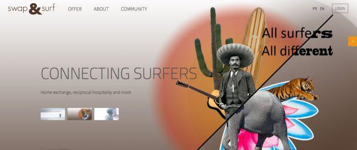 Swap & Surf ist eine Couchsurfing-Plattform ausschließlich für Surfer.