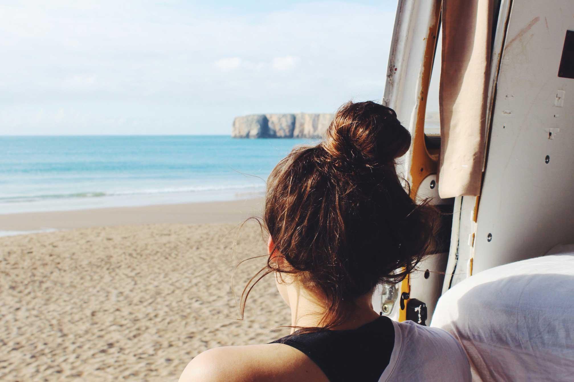 Portugal sieht zwar toll aus, aber was liegt wohl hinterm Horizont?
