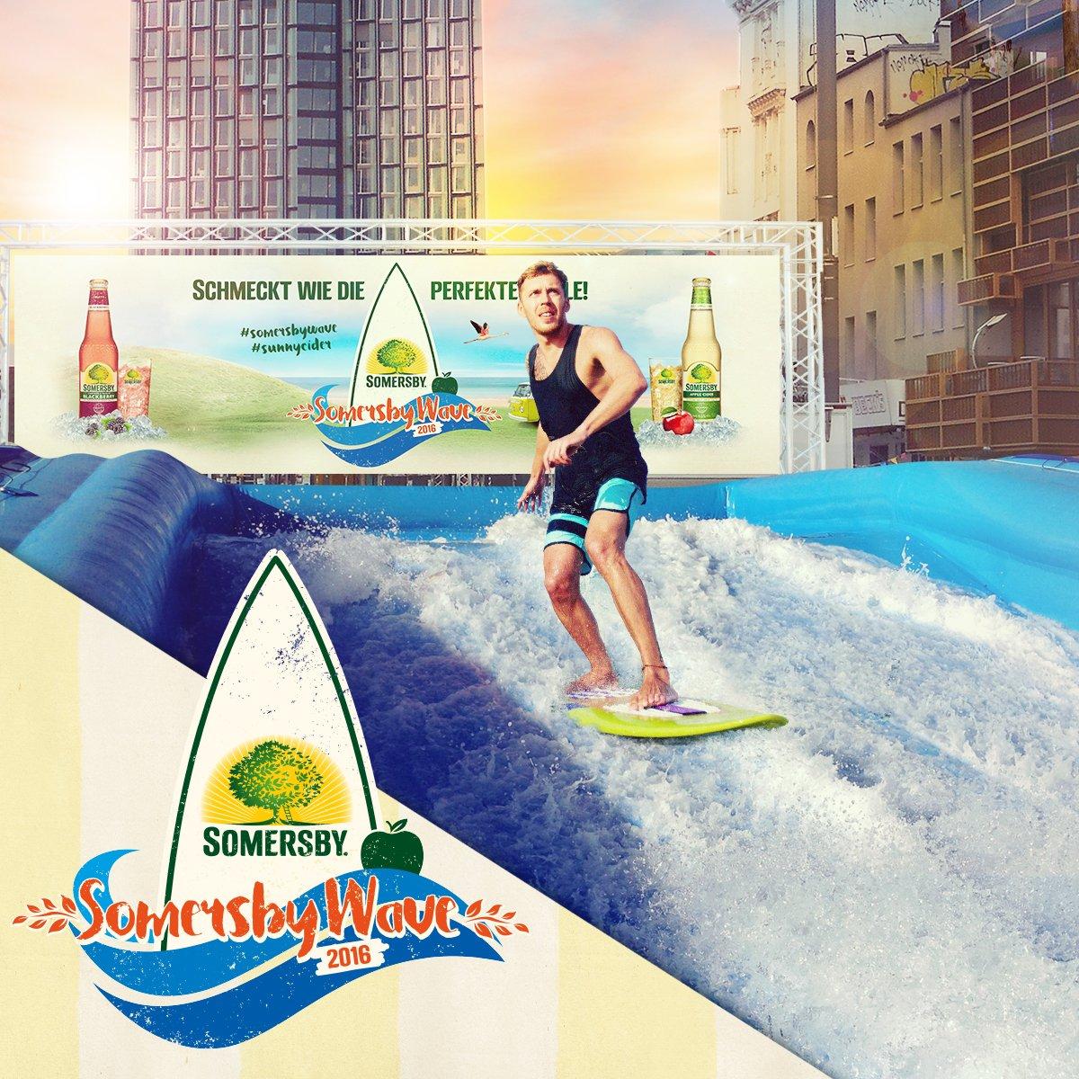 Die Surf-Days finden vom 9. bis 12. Juni 2016 in Hamburg statt.