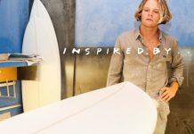 Ellis Ericson ist dafür bekannt, die ungewöhnlichsten Boards zu surfen. Aber sie zu shapen macht dem Australier fast genauso viel Spaß.