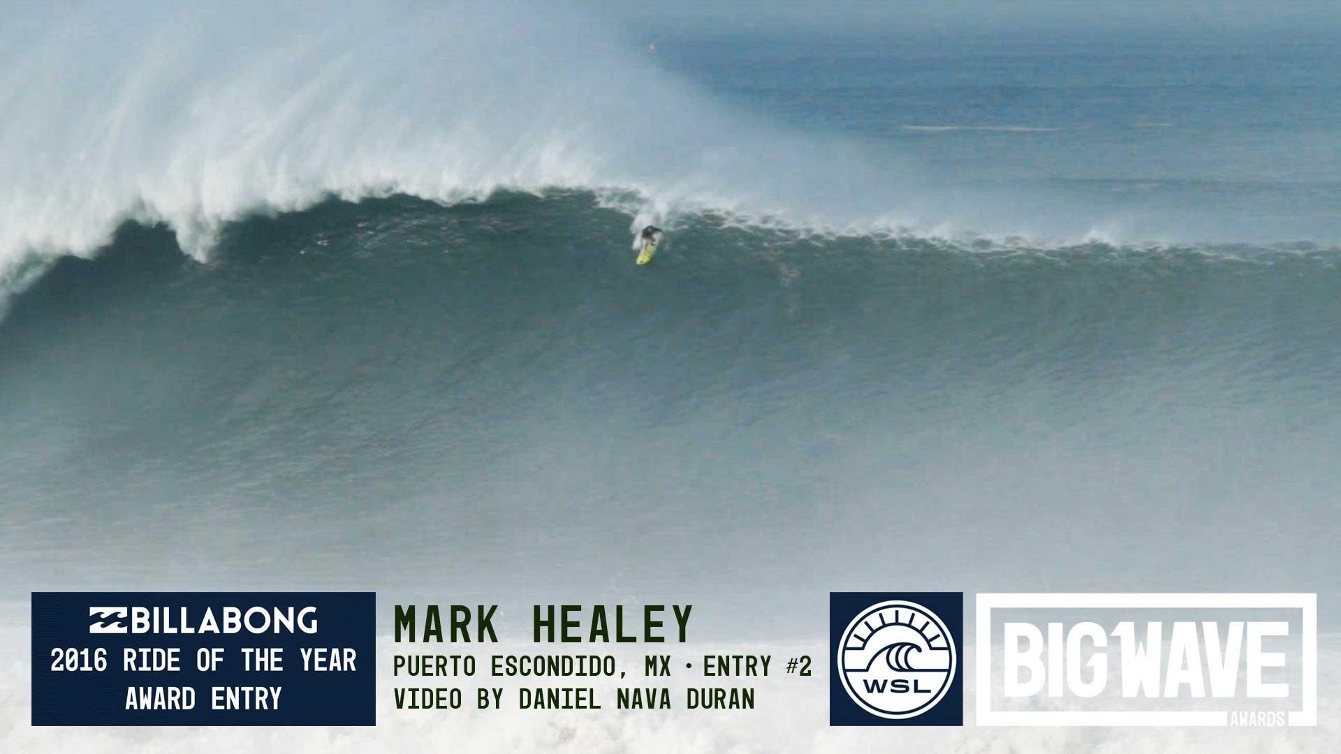 Mark Healey am 3. Mai 2015. Was werden wir am 24. Juni 2016 von ihm zu sehen bekommen?