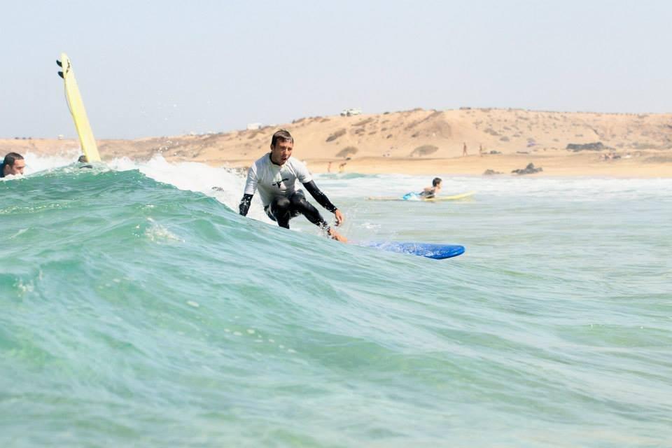 300 Sonnenstunden im Jahr und so gut wie immer Wellen – Fuerteventura ist ein Traumziel für jeden Surfer!
