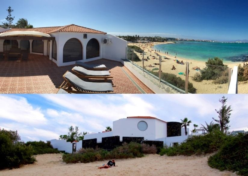 Neu im Sudden-Rush-Programm: Der Beachclub in Corralejo direkt am Strand.