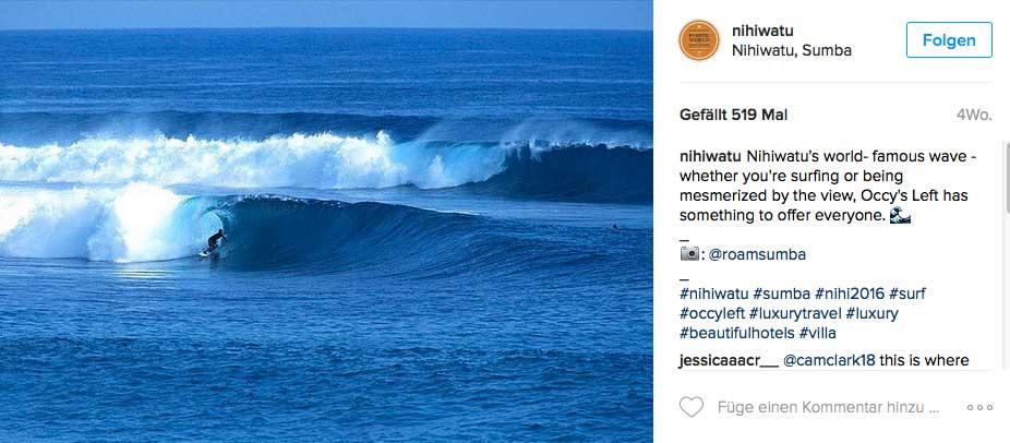 Die Welle ist gut, keine Frage. Aber ist sie fast 1.000 Dollar am Tag wert?