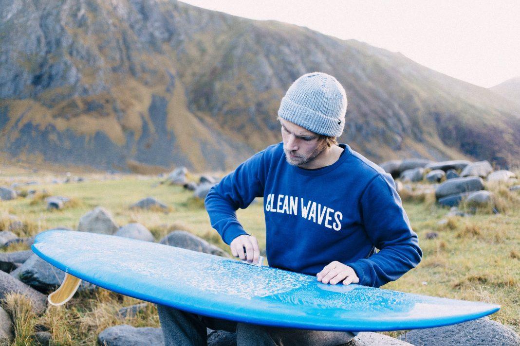 Die neue Clean Waves-Kollektion von O'Neill ist bald in den Shops erhältlich.