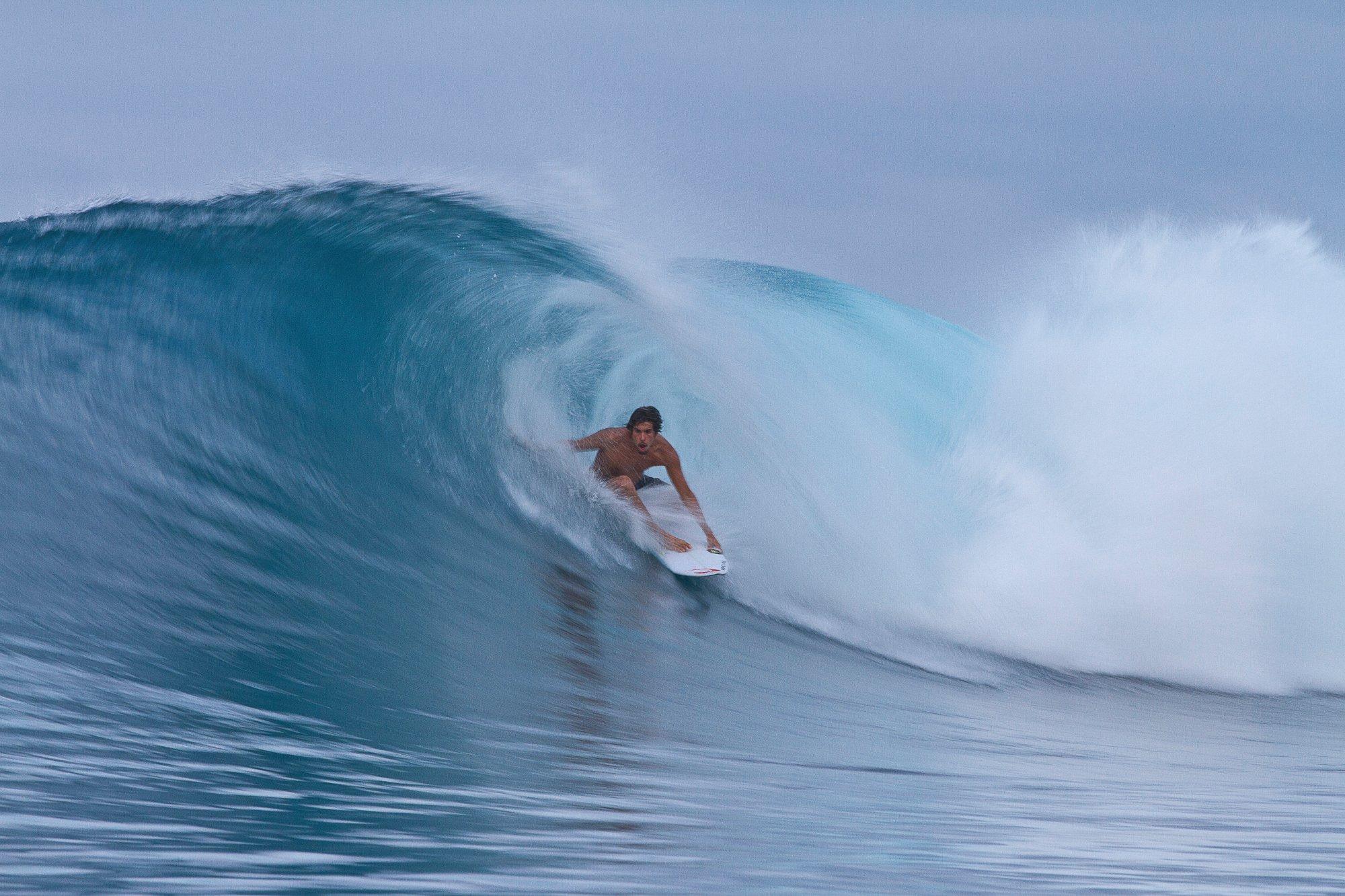 Vom Stormrider Surfcamp Bali ist es nur ein kurzer Fußmarsch zu den Spots.