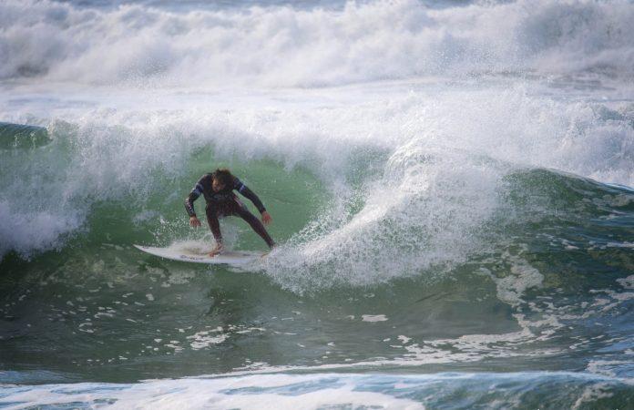 Der amtierende deutsche Meister Marc Piwko wird auch bei der Surf DM 2016 an den Start gehen.