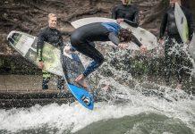 Der O'Neill Beat the River Online-Contest richtet sich an alle progressiven Flussurfer.