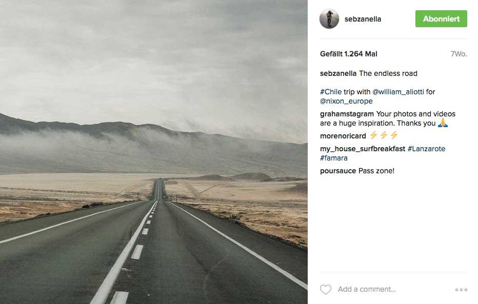3.000 Kilometer führten die Straßen das Duo an Chiles Küste entlang