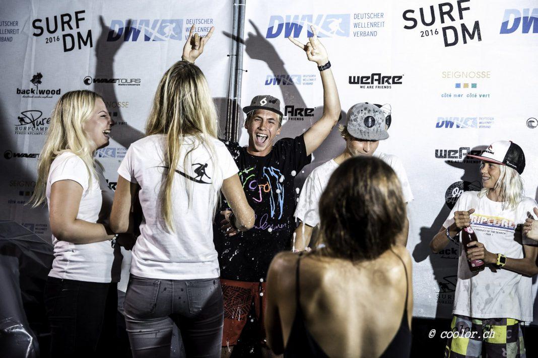 Die Surf DM 2016.