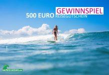 Schickt euer schönstes Urlaubsfoto und gewinnt einen Reisegutschein im Wert von 500 Euro für Surfers-Action.com!