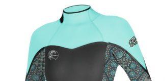 O'Neills FLAIR Wetsuit ist für Ladys gemacht, die auf Flexibilität Wert legen und gleichzeitig keine Kompromisse in Sachen Kältschutz machen wollen.
