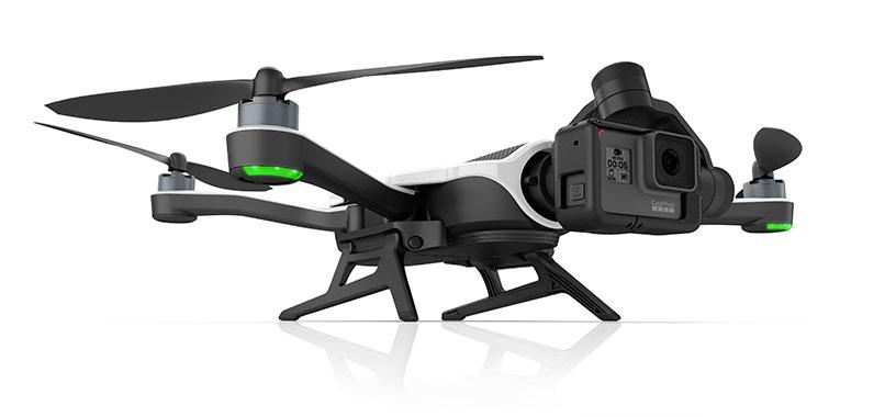 Mit einem Gewicht von einem Kilogramm ist die Drohne nicht ganz ungefährlich, wenn sie pötzlich vom Himmel fält.