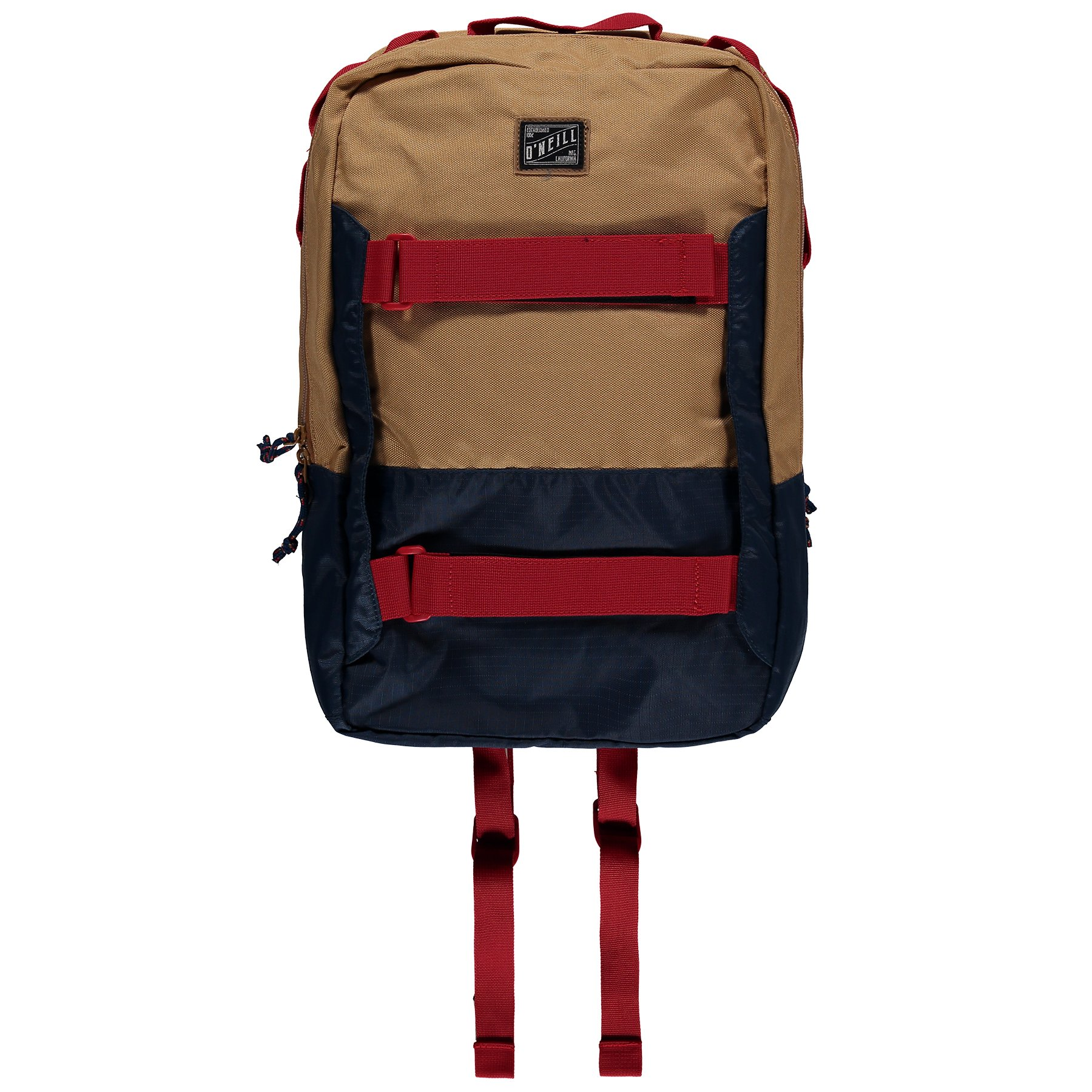 Mit diesem Rucksack steht der nächsten Surf-Expedition nichts mehr im Weg.