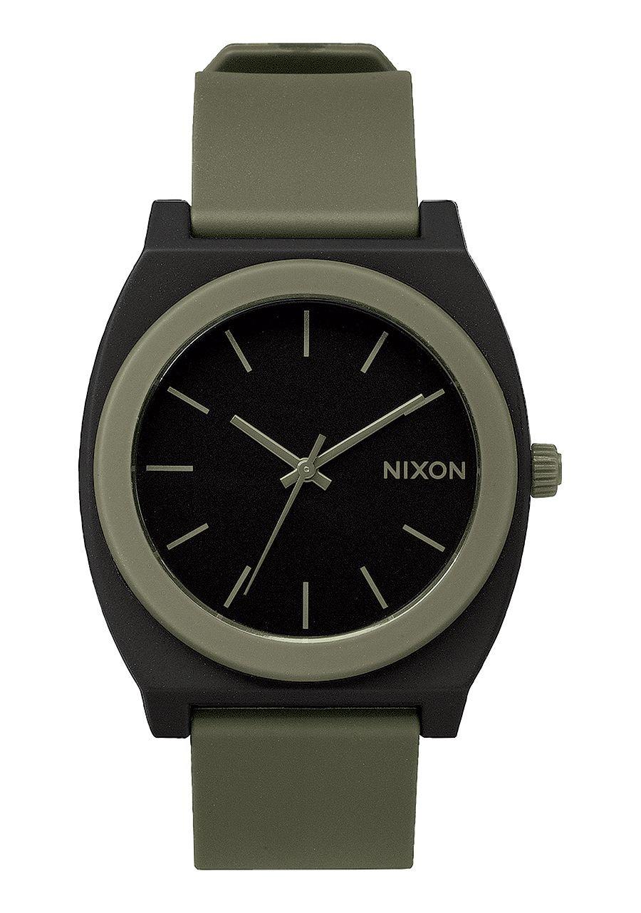 Mit etwas Glück gehört die Time Teller von Nixon bald dir!