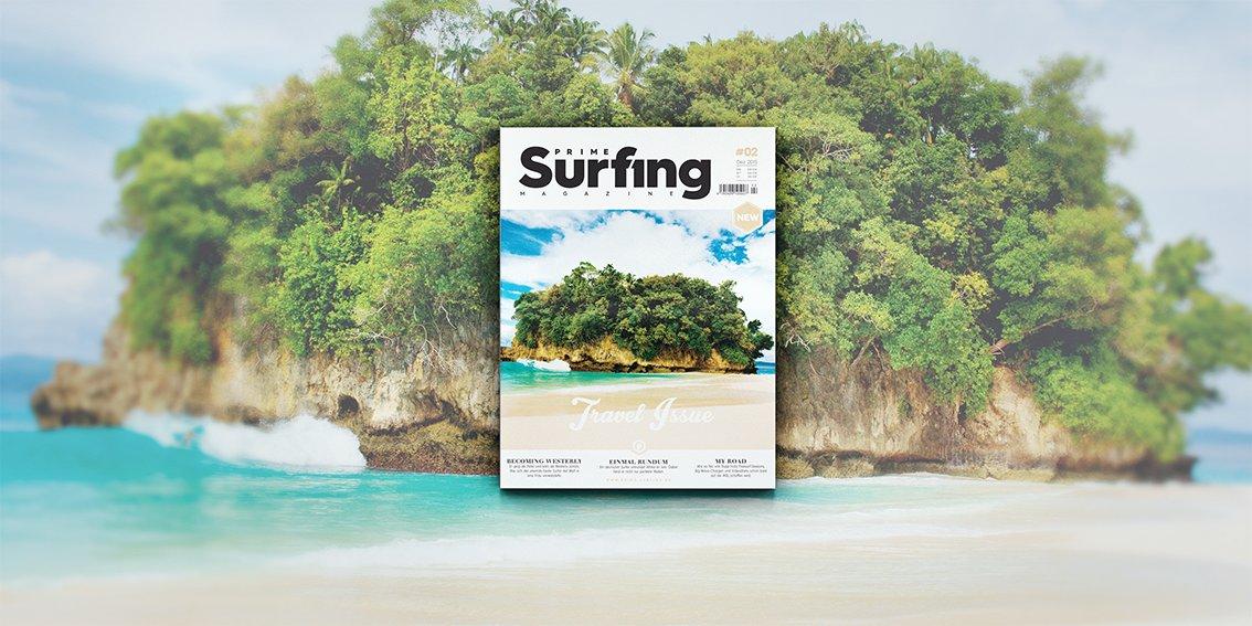 Inspirationen für den nächsten Surftrip, spannende Interviews und Fotos, die garantiert Fernweh bei euch aufkommen lassen – all das und noch viel mehr bekommt ihr mit einem Prime-Surfing-Jahresabo direkt an die Haustür geliefert.