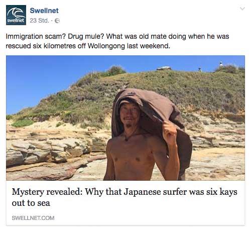 Das australische Web-Surfmag Swellnet.com bringt nun Licht ins Dunkle