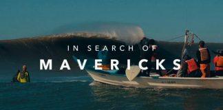 Mavericks aus einer neuen Perspektive.