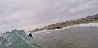 Surfen im Libanon