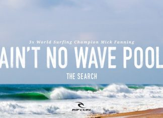 Ain't no Wavepool by Mick Fanning