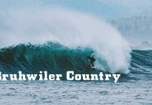 Surfer Raph Bruhwiler über seine Heimat